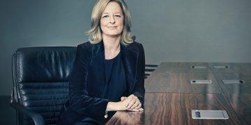 Allison Kirkby, Adm. direktør og CEO.