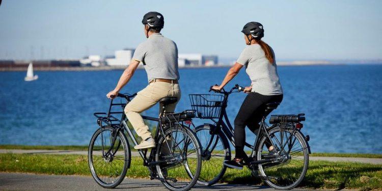 I dag udgør elcykler 20 procent af det samlede cykelsalg mod seks procent for fem år siden. Fri BikeShop forventer at øge salget yderligere med elcykler solgt gennem Fri BikeSmart. Foto: PR.