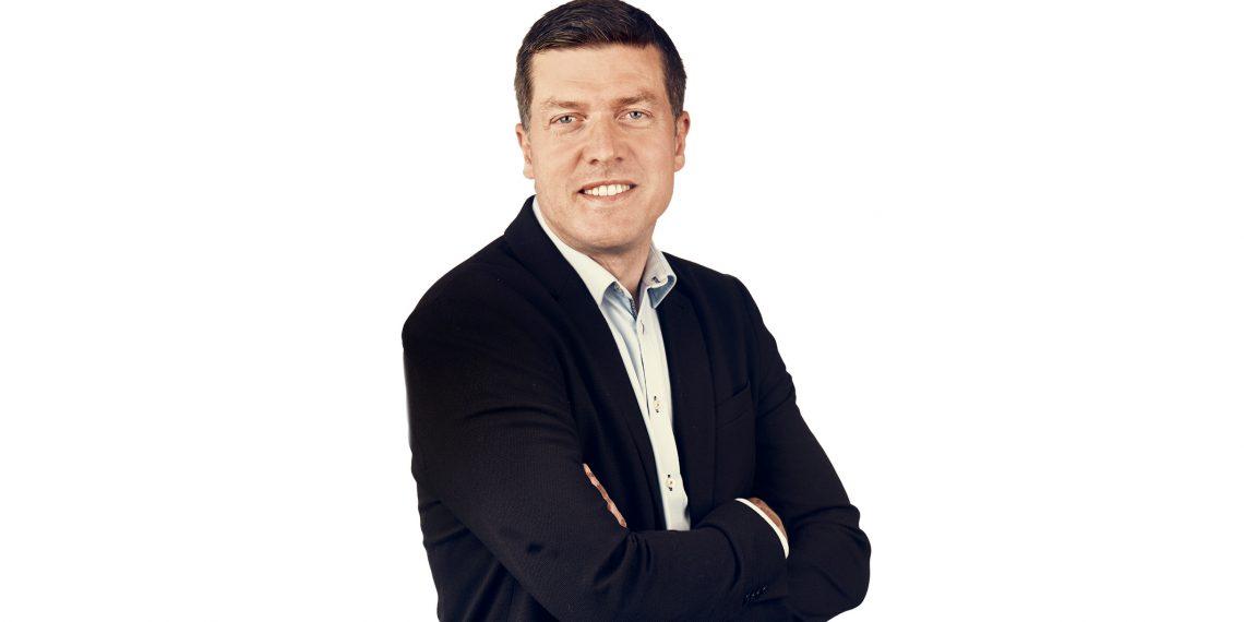 Simon O. Rasmussen, underdirektør i TEKNIQ Arbejdsgiverne.