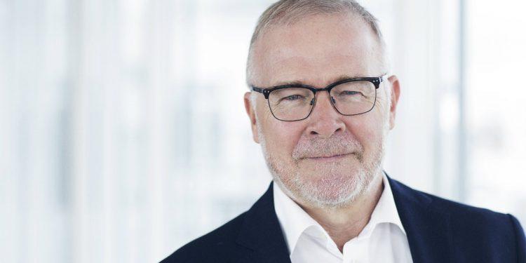 Foto: Svend Askær, formand i Ledernes Hovedorganisation. PR.